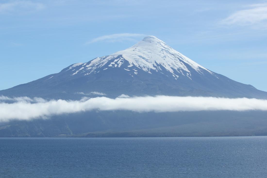 Osomo Volcano