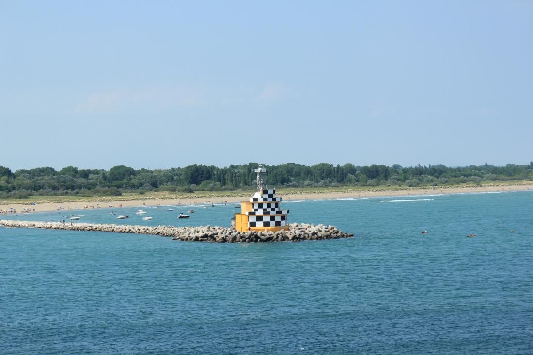 Lighthouse in Venice