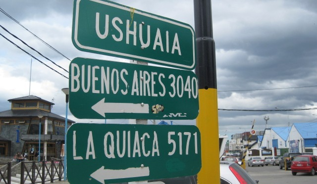 Ushuaia — Journey to the of the world!