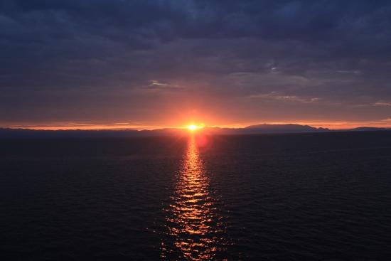 Montenegro Sunrise