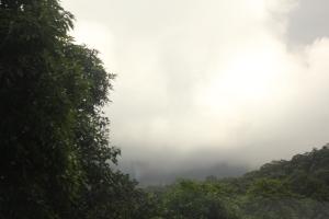 Overlooking Santos