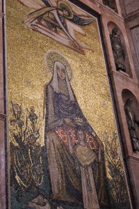 Mosaic in Catedral da Se