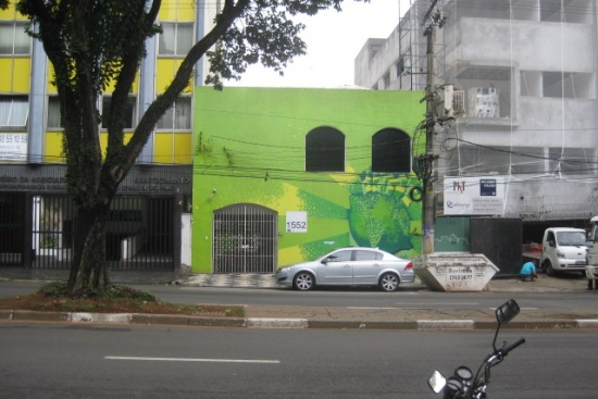 Lime Time Hostel Sao Paulo, Brazil