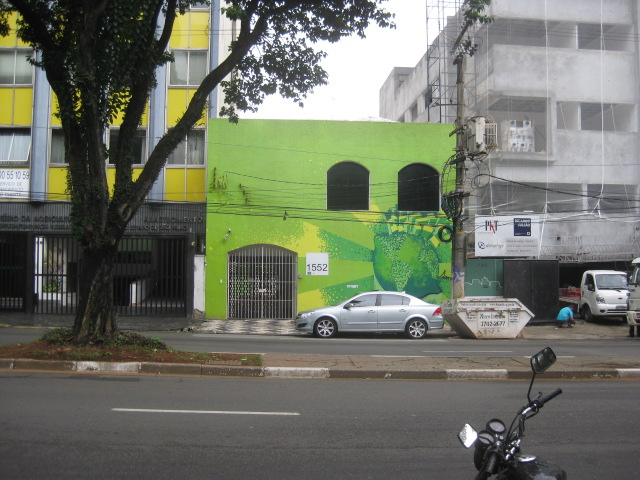 Lime Time Hostel Sao Paulo, Brazil