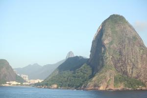 Sailing into Rio