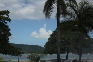 Beach at Santos
