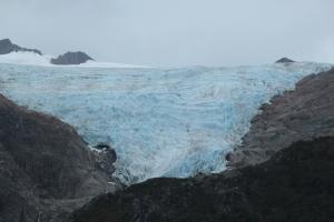 Glaciers along the Beagle Channel