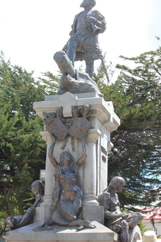 Statue of Magellian