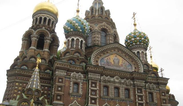 Day 10: St. Petersburg