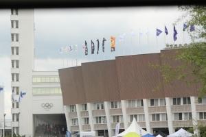 Helsinki's Olympic Stadium