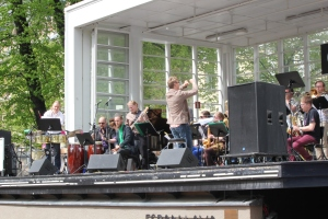 Band in the Park