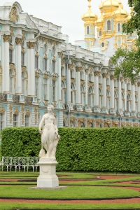 Gardens at Catherine's Palace