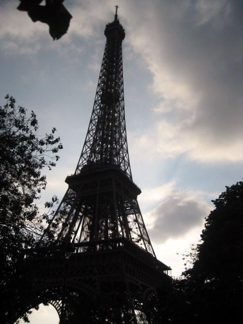 Day 16 Amsterdam to Paris
