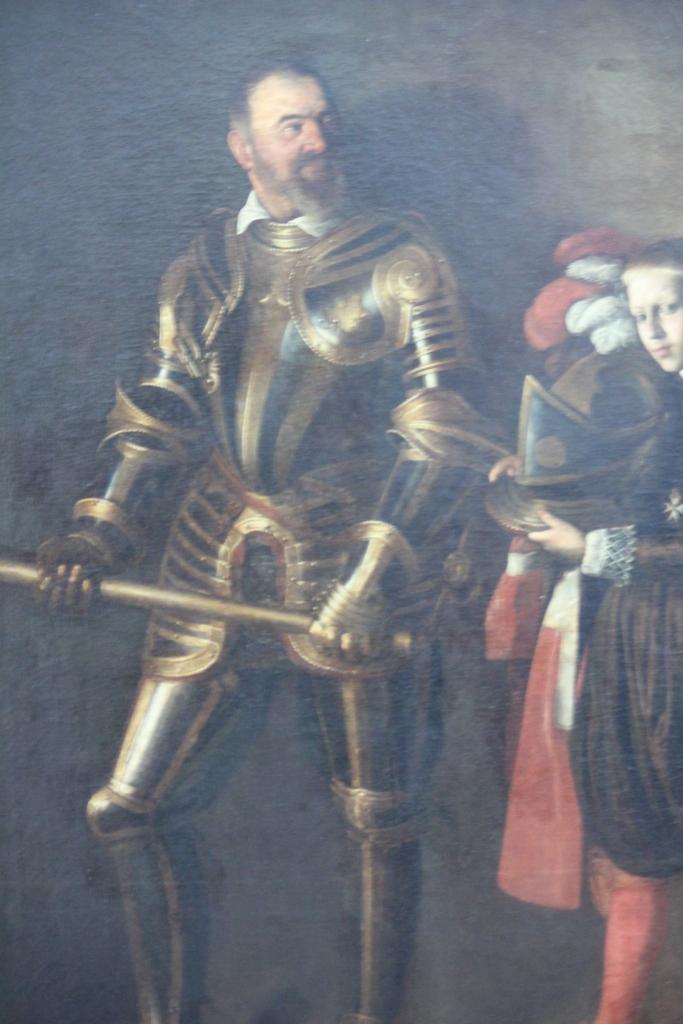 Caravagio's Grand Master