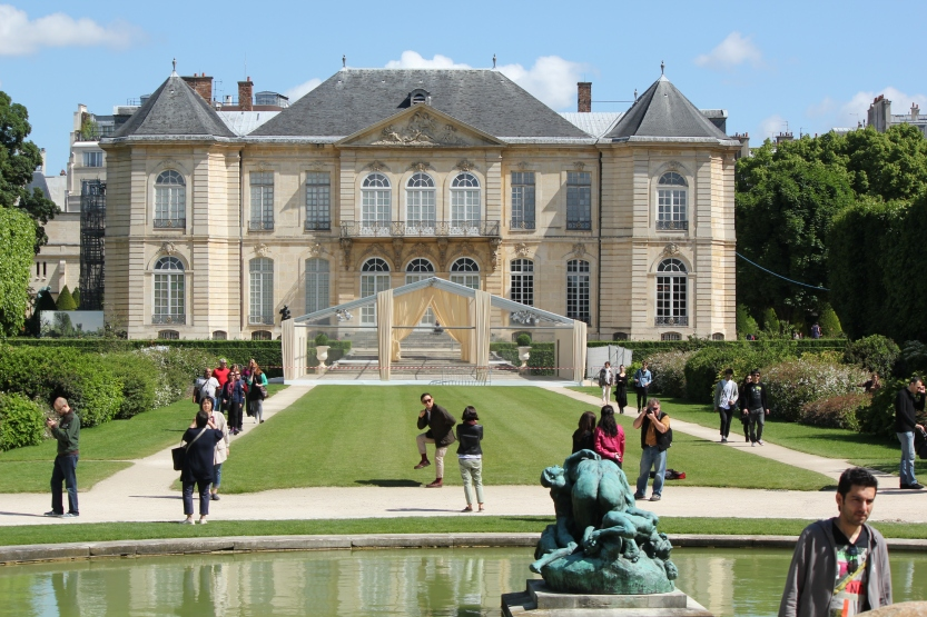 Rodin Museum and Garden