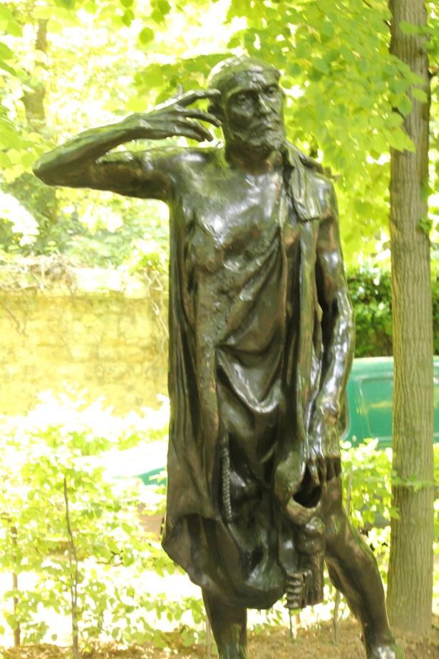 Rodin Sculpture