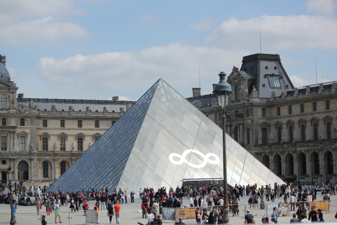 Day 18 of my European Capitols Saga: I finally go to the Louvre