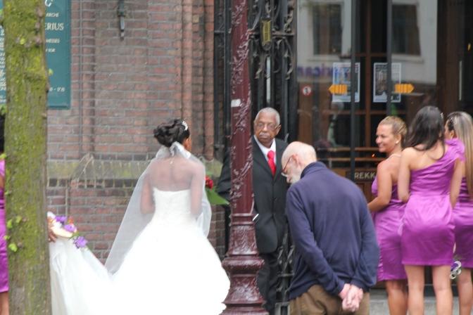 A to Z Challenge: W = Weddings