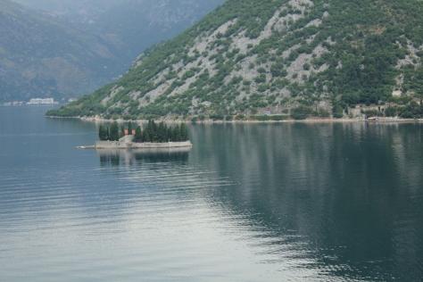 Kotor Fjord