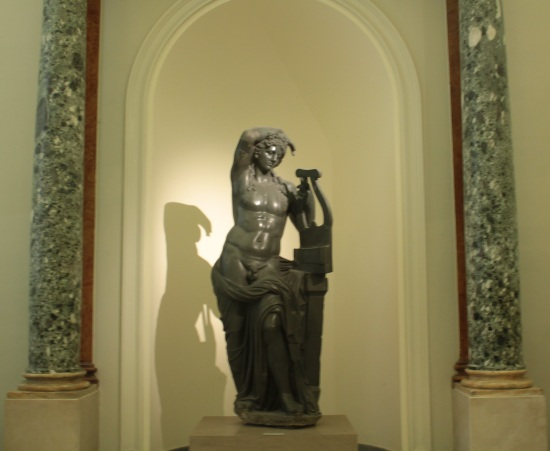 Statue from Naples Archaeological Museum