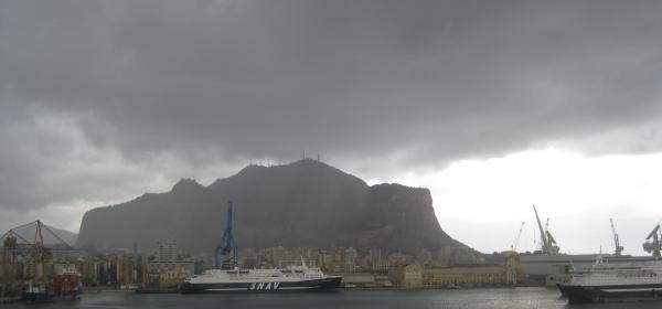 Port of Palermo, Sicily