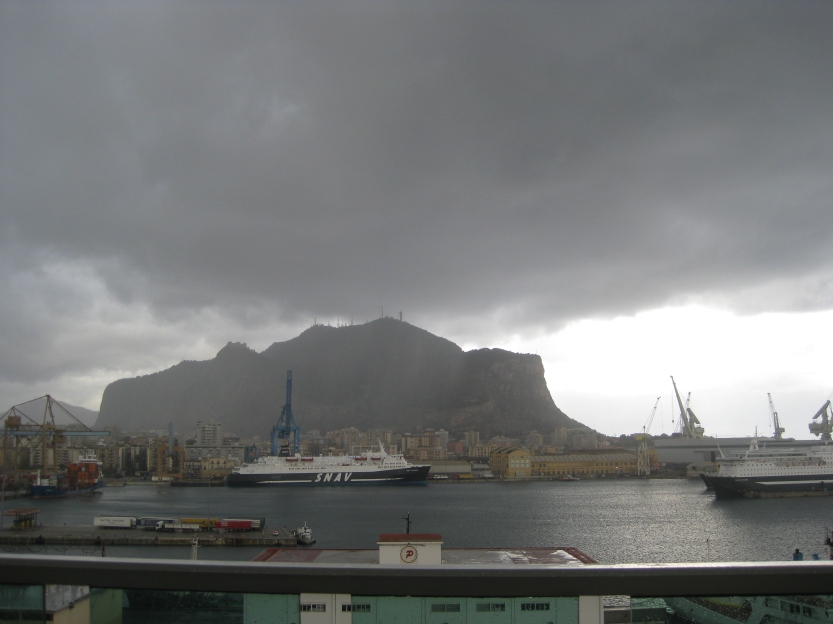 Port of Palermo, Sicily