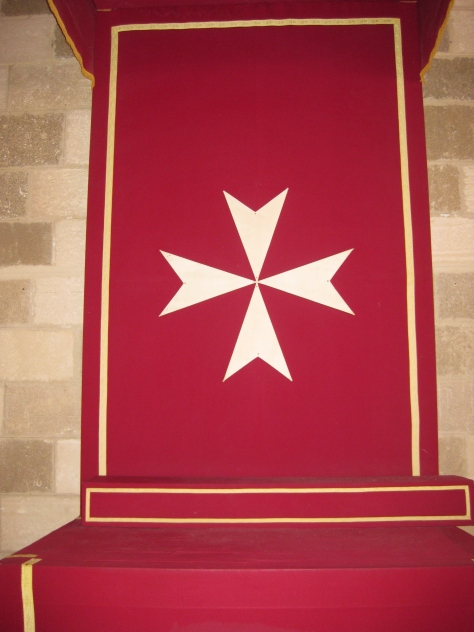 Maltese Cross or the Cross of the Order of St. John