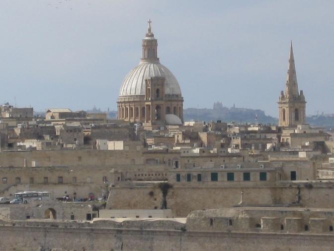 A to Z Challenge: M = Malta