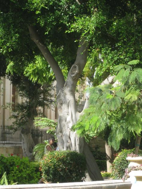 Upper Barrakka Gardens