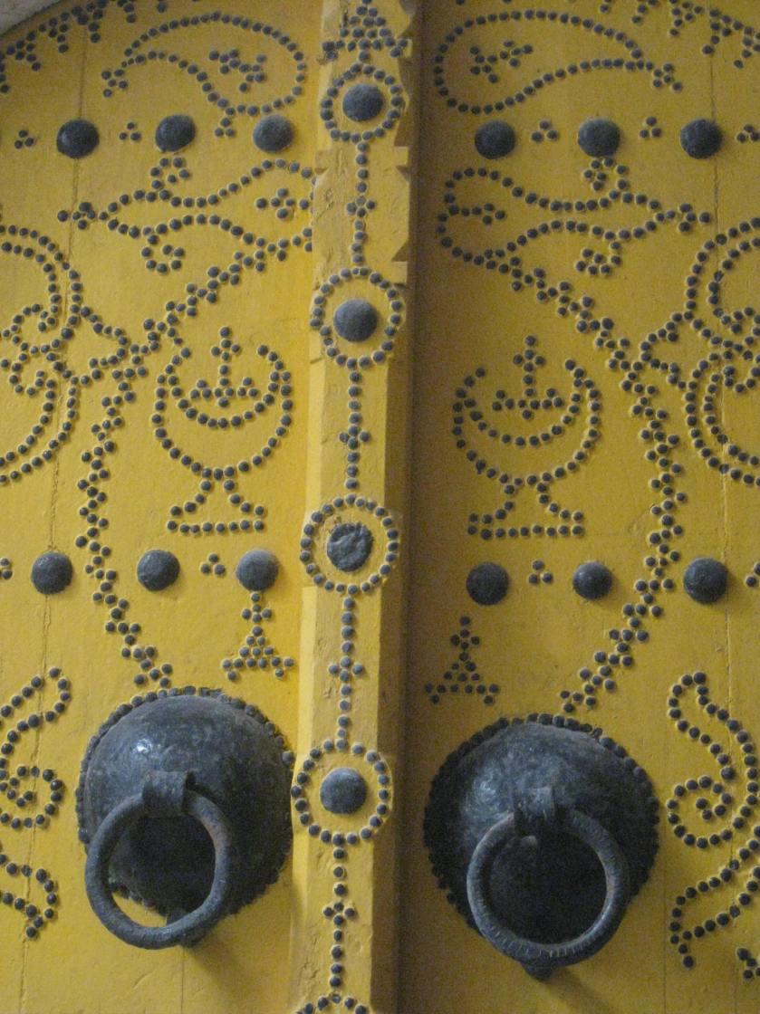 Door in Tunis