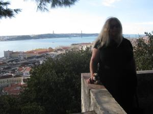 View from the Castelo de Sao Jorge