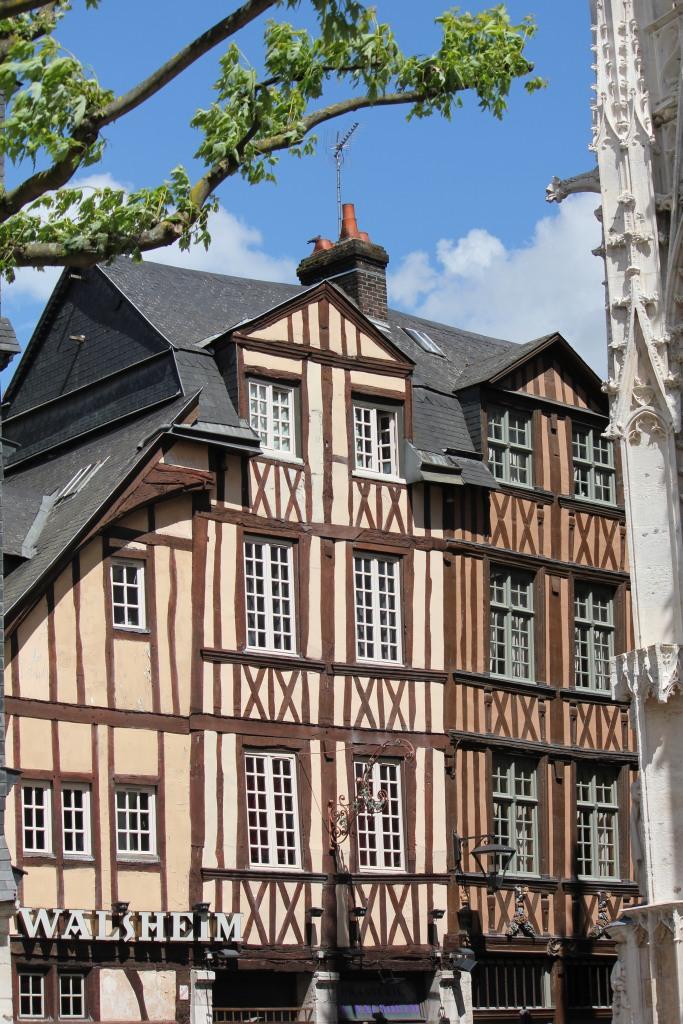 Streets of Rouen