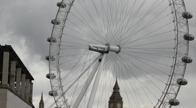 May 23 London