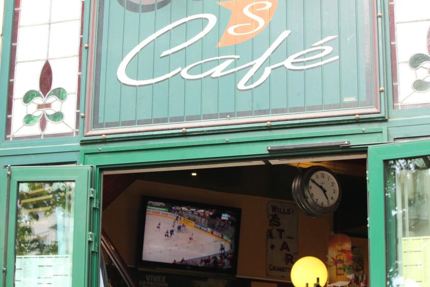 Cafe in Rouen