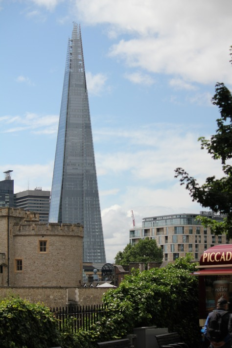 Tower of London & the Shard