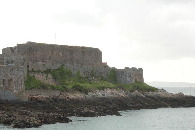 May 12 Guernsey
