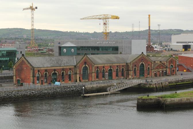 May 14: Belfast