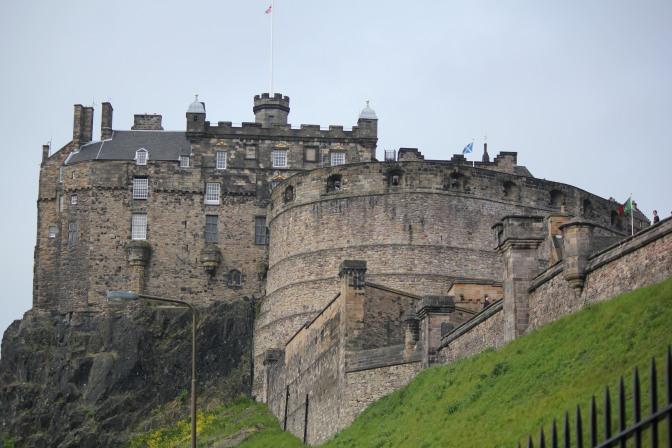 May 20: Edinburgh