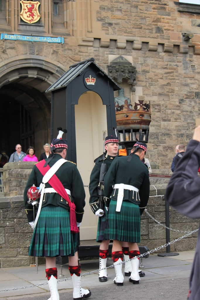 Castle guards