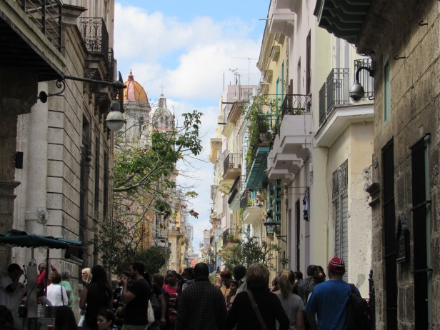 Streets in Havana