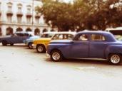 Classic cars in Havana