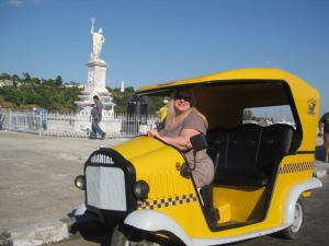 Me and Coco Taxi
