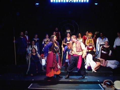 Living Tarot Cast 2003