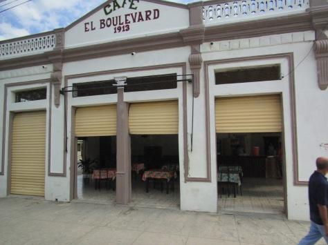 Restaurant in Antilla, Cuba