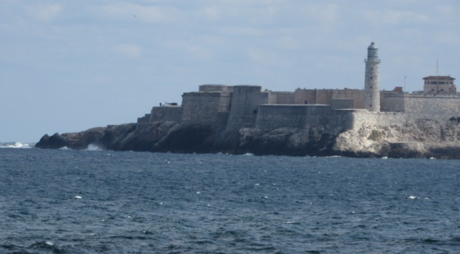W is for Walled fortresses