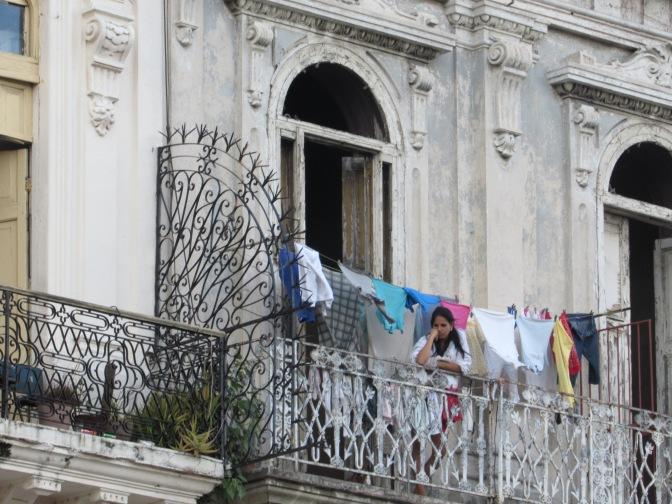 L is for La Habana Vieja