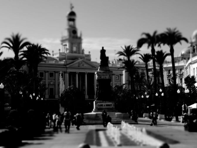 Walking in Cadiz