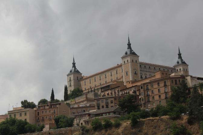 T is for Toledo, Spain