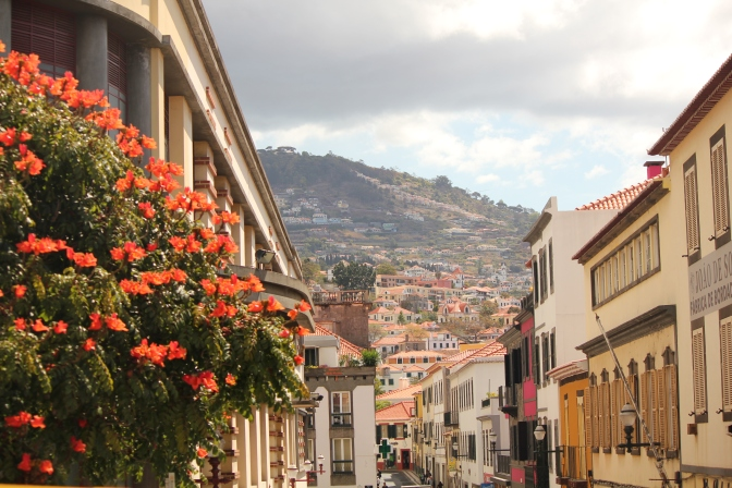 F is for Funchal