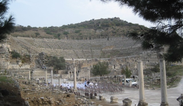 E is for Ephesus